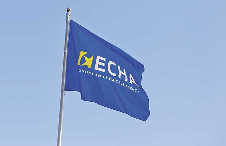 ECHA, Euroopan kemikaalivirasto. Kuvaan on luovutettu laajat käyttöoikeudet. Photo: Lauri Rotko, tel. +358442666781, www.laurirotko.com