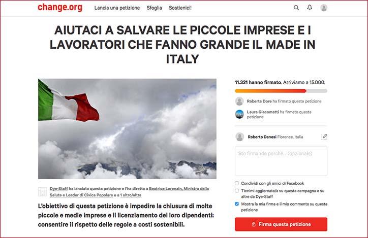 Petizione_s